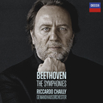 Ludwig Van Beethoven Sinfonie complete – Ouvertures Gewandhaus Orchester Lipsia Riccardo Chailly
