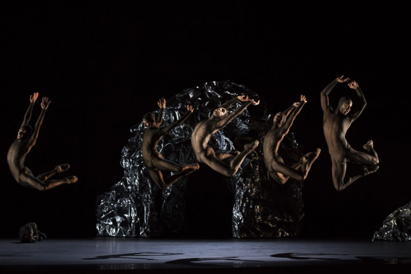 """Abstract/Life"", coreografia Jean Christophe Maillot"