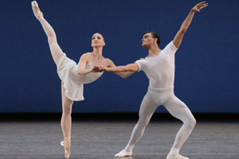 Principals of the New York City Ballet