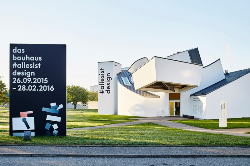 BASILEA/CH (Weil am Rhein). The Bauhaus #itsalldesign  - Arte contemporanea