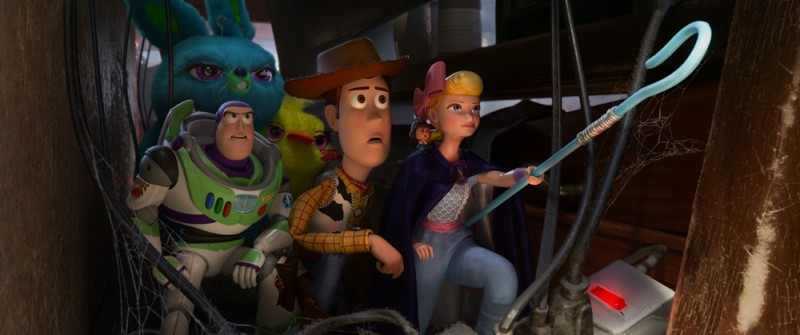 """Toy Story 4"" di Josh Cooley"