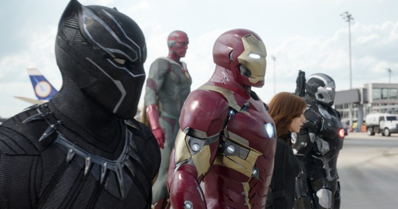 """Captain America: Civil War"" di Anthony Russo, Joe Russo"