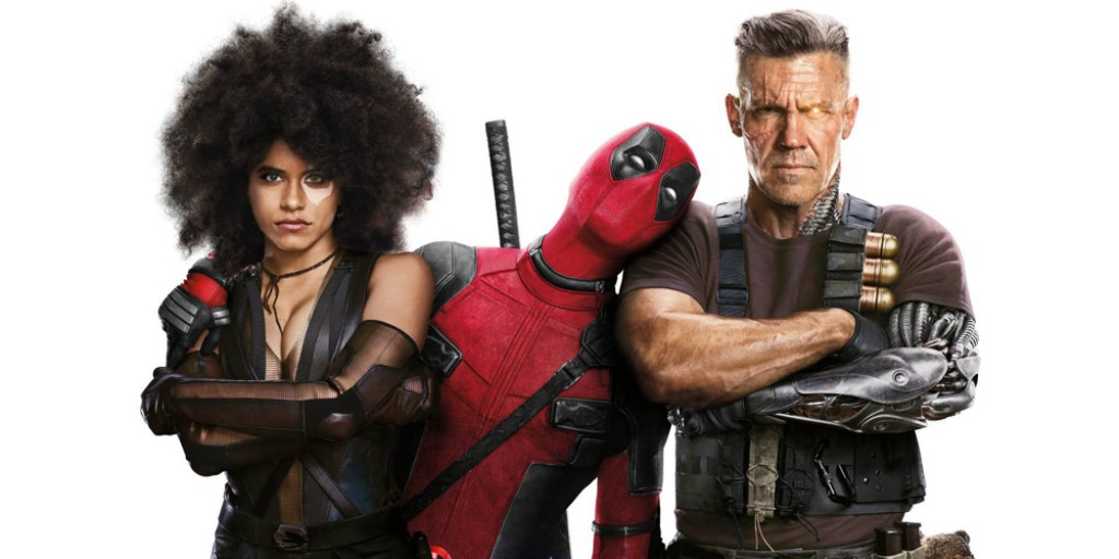 """Deadpool 2"" di David Leitch"