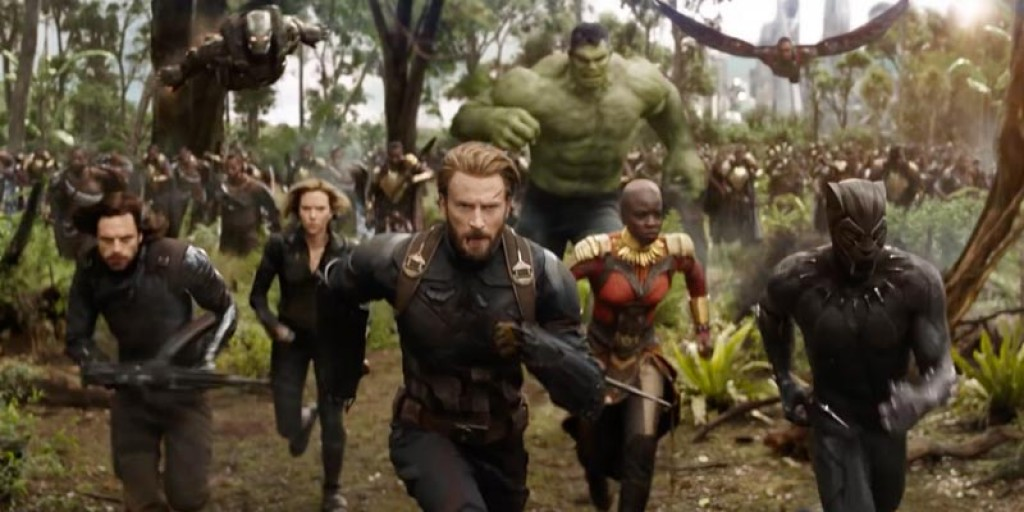 """Avengers: Infinity War"" di Joe Russo, Anthony Russo"