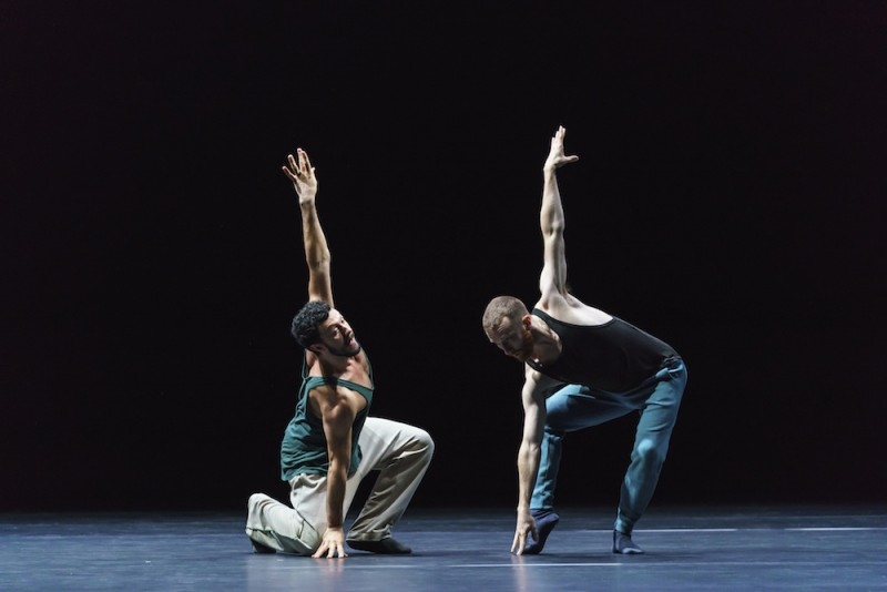 """A Quiet Evening of Dance"" di William Forsythe"