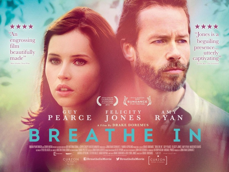 Breathe In, regia Drake Doremus