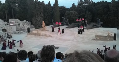 IFIGENIA IN AULIDE - regia Federico Tiezzi