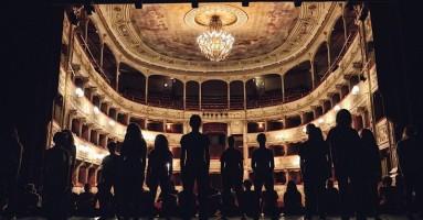 """Al via un nuovo biennio del CORSO di FORMAZIONE GRATUITO CORSO ATTORI """"ORAZIO COSTA"""" promosso dal Centro di Avviamento all'Espressione all'interno della Fondazione Teatro della Toscana."""
