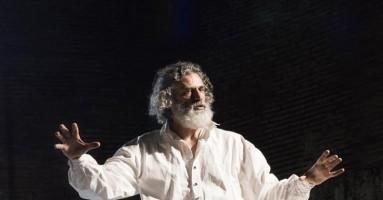 """""""Uno nessuno centomila"""" di Pirandello alla Fiera di Messina  con Enrico Lo Verso regia di Alessandra Pizzi"""