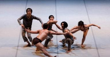 "FLORENCE DANCE FESTIVAL 2019 - ""INVISIBLE HABITUDES"", coreografia Swee Boon Kuiki. -di Giuseppe Distefano"