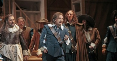 CYRANO DE BERGERAC di Franco Alfano al Metropolitan Opera di New York