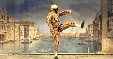"""MILANO - Piccolo Teatro Studio, dal 6 maggio al 7 giugno 2015, torna """"Arlecchino servitore di due padroni"""""""