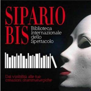 SIPARIO BIS - Avviso importante per gli Autori di teatro