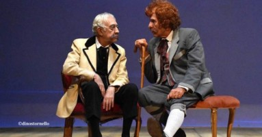FILIPPO MANCUSO E DON LOLLÒ - regia Giuseppe Dipasquale
