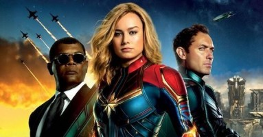"(CINEMA) - ""Captain Marvel"" di Anna Boden, Ryan Fleck. Uffa! Come è seria l'eroina"
