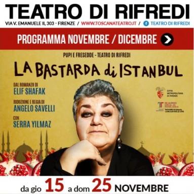 TEATRO DI RIFREDI DI FIRENZE LA STAGIONE 2018-19
