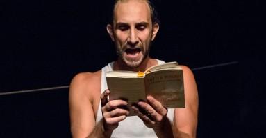 UOMO NEL DILUVIO (L') - regia Simone Amendola e Valerio Malorni