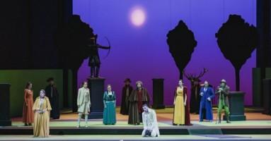 """TEATRO DELL'OPERA DI FIRENZE, LXXXII Festival del Maggio Musicale - """"Le nozze di Figaro"""", regia Sonia Bergamasco. -di Federica Fanizza"""