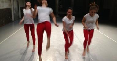 NIDO DI LUCE - coreografia Virgilio Sieni
