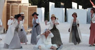 51° Ciclo di Rappresentazioni Classiche Teatro Greco di Siracusa (15 maggio-28 giugno 2015).-di Gigi Giacobbe