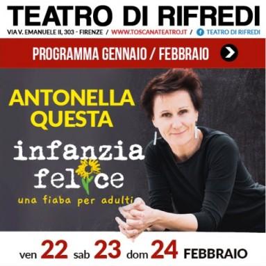 TEATRO DI RIFREDI - PROGRAMMA GENNAIO-FEBBRAIO 2019
