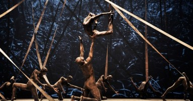 "LONDRA: ""Dog without feathers"", coreografia Deborah Colker"