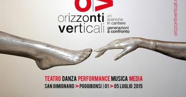 """San Gimignano, festival """"Orizzonti Verticali"""" - Terza edizione ricca di spunti creativi"""