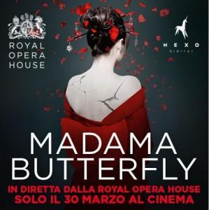 """""""MADAMA BUTTERFLY"""" - Dal palcoscenico della Royal Opera House in diretta via satellite nei cinema italiani  Giovedì 30 marzo alle 20.15"""