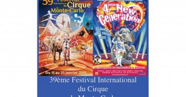 MONTE-CARLO, il momento del circo. Tra pochi giorni al via la XXXIXa edizione del Festival