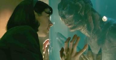 """(CINEMA) - """"La forma dell'acqua"""" di Guillermo Del Toro. Quant'è elegante e tenero l'(h)orrore!"""