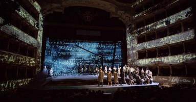 ETTORE MAJORANA. CRONACA DI INFINITE SCOMPARSE - regia Stefano Simone Pintor