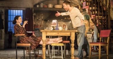 """(LONDRA) """"The Ferryman"""", regia Sam Mendes - La rivincita della parola. -a cura di Beatrice Tavecchio"""