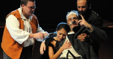 CYRANO DE BERGERAC - regia Jurij Ferrini
