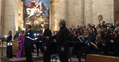 """43esima Edizione CANTIERE INTERNAZIONALE D'ARTE, """"Petite Messe Solennelle"""" - Un'accoglienza da Ovazione. - di Mario Mattia Giorgetti"""