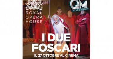 """""""I Due Foscari"""" diretto da Antonio Pappano e interpretato da Placido Domingo - IN DIRETTA DAL ROH, LONDRA - in 80 sale cinematografiche in tutta Italia Lunedì 27 ottobre 2014"""