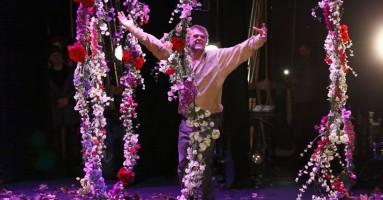 GIOIA (LA) - uno spettacolo di Pippo Delbono