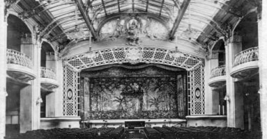 Milano e i teatri perduti: Trianon-Mediolanum, alle Maschere e Poliziano