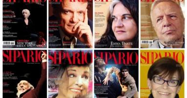 """Nove """"Premi Copertina"""" per i 70anni di Sipario - a voi la scelta!"""