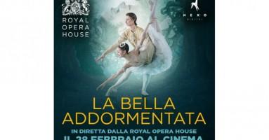 LA BELLA ADDORMENTATA - Dal palcoscenico della Royal Opera House in diretta via satellite nei cinema italiani  - Martedì 28 febbraio alle 20.00