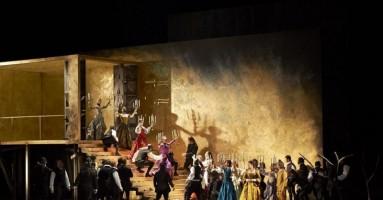 """Rigoletto"" al Wiener Staatsoper, regia Pierre Audi"