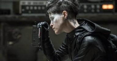 """CINEMA - Festa del Cinema di Roma - """"Millennium – Quello che non uccide"""" di Fede Alvarez. - Il ritorno di Lisbeth Salander"""