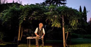 """GENOVA - FESTIVAL IN UNA NOTTE D'ESTATE: """"CON IL CIELO E LE SELVE"""" - regia Pino Petruzzelli. -di Gabriele Benelli"""
