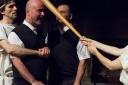 DIALOGHI DEGLI DEI (I) - uno spettacolo di Massimiliano Civica e I Sacchi di Sabbia
