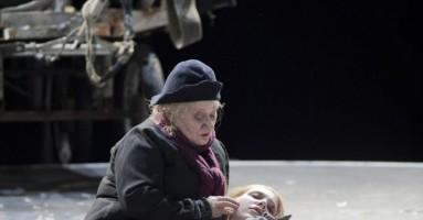 MADRE CORAGGIO E I SUOI FIGLI - regia Claus Peymann