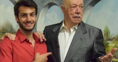 "GENOVA - FESTIVAL IN UNA NOTTE D'ESTATE: ""L'ARTE DI SAPER INVECCHIARE"" - regia Piero Nuti. -di Gabriele Benelli"