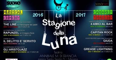 LA STAGIONE DELLA LUNA : 2016_2017