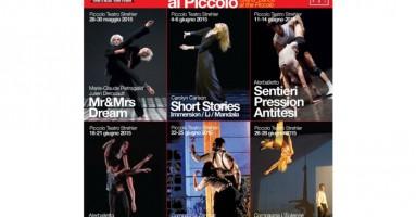 """Da luglio a ottobre 2015 """"La lunga estate al Piccolo"""" dedica uno straordinario focus alla grande danza internazionale"""