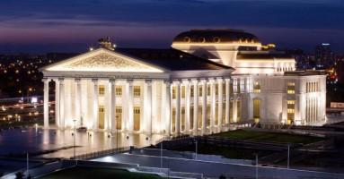 """Teatro """"Astana Opera"""", """"unico"""" per lirica e balletto"""