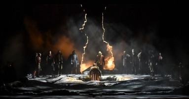 FESTIVAL VERDI TEATRO REGIO PARMA 2018 - ossia, le diverse maniere di mettere in scena le opere di Verdi. -di Federica Fanizza