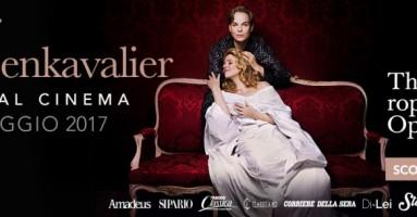 """Martedì 16 maggio ore 19.30 in alta definizione nelle sale di tutta Italia dal Metropolitan di New York arriva al cinema """"Der Rosenkavalier"""""""